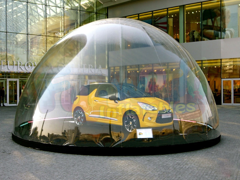 Outdoor dome inflatable advertising tent inflatable bubble lodge igloo tent