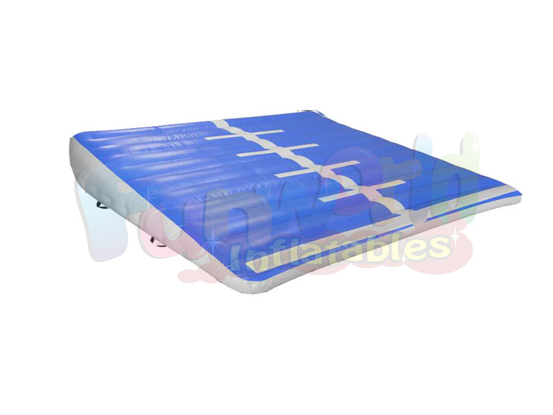 Inflatable air pvc ramp for gymnastics track mats for sale inflatable air mat