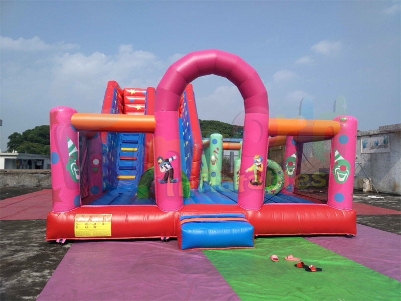 Kids sport adult bouncy castle Inflatable Surround With Soft Play inflatable bouncy castle for sale