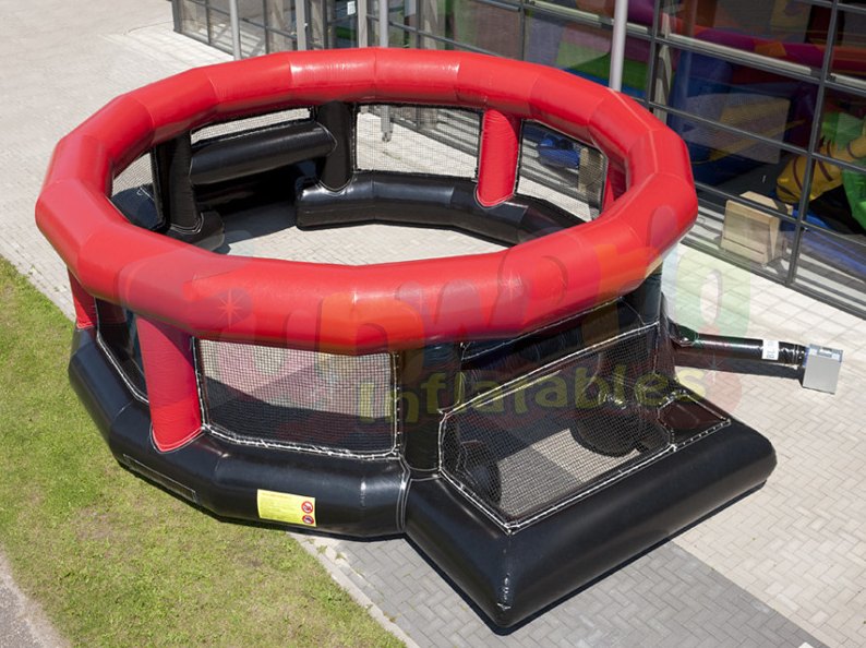 Fun inflatable panna soccer cage sport field for football inflatable triple panna pitch