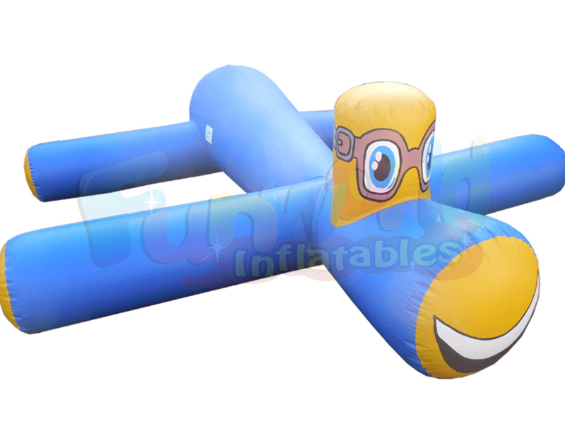 Outdoor toys adult size blow up water toys sealed pool inflatable giant blow up pool
