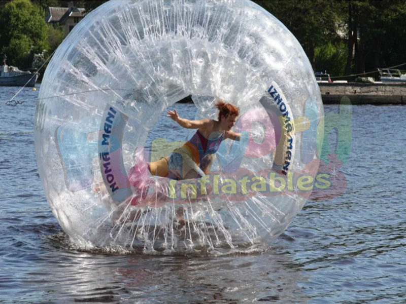 Wholesale cheap inflatable balls that you get inside of inflatable zorb ball on water