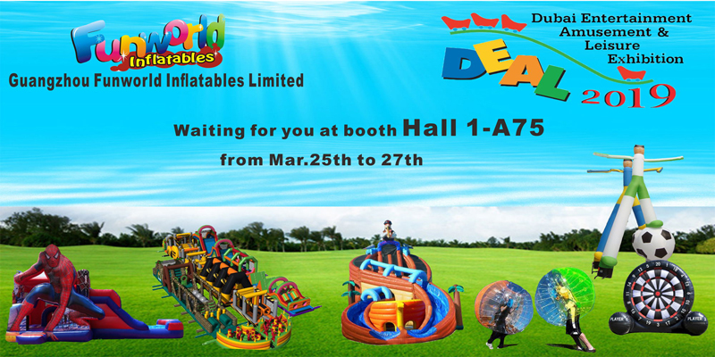 Dubai Entertainment Amusement & Leisure Exhibition 2019